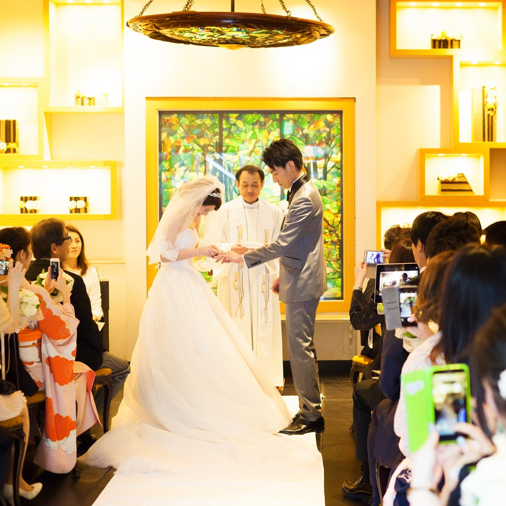 メゾン ポール・ボキューズ 結婚式 ウエディング
