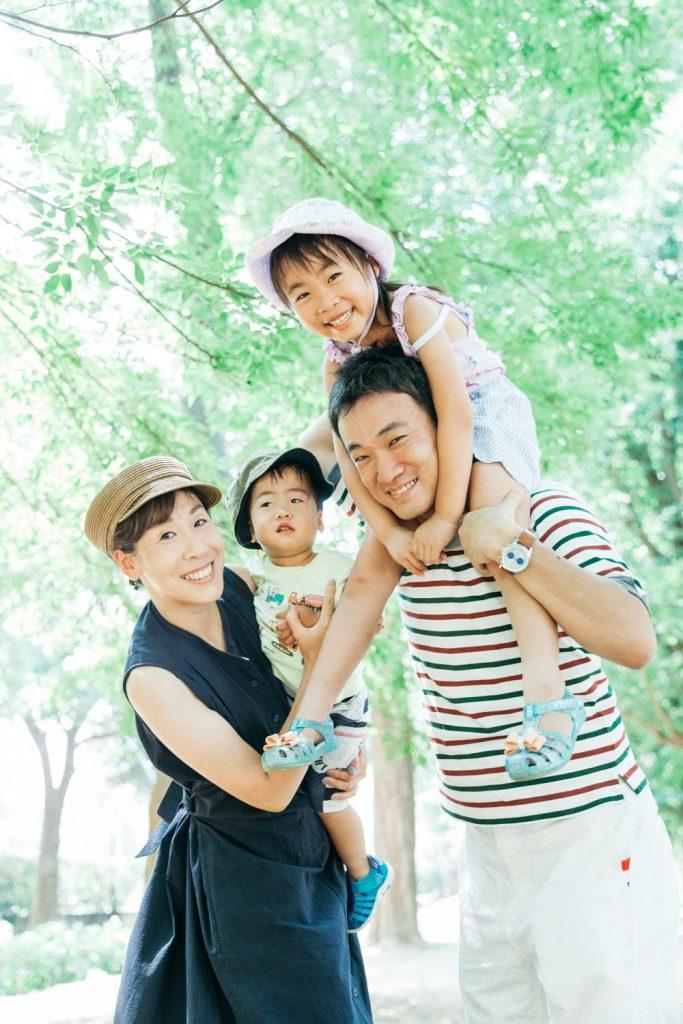 上野公園 ロケーションフォト