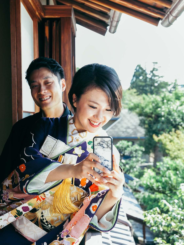 wedding 前撮り 〜京都〜
