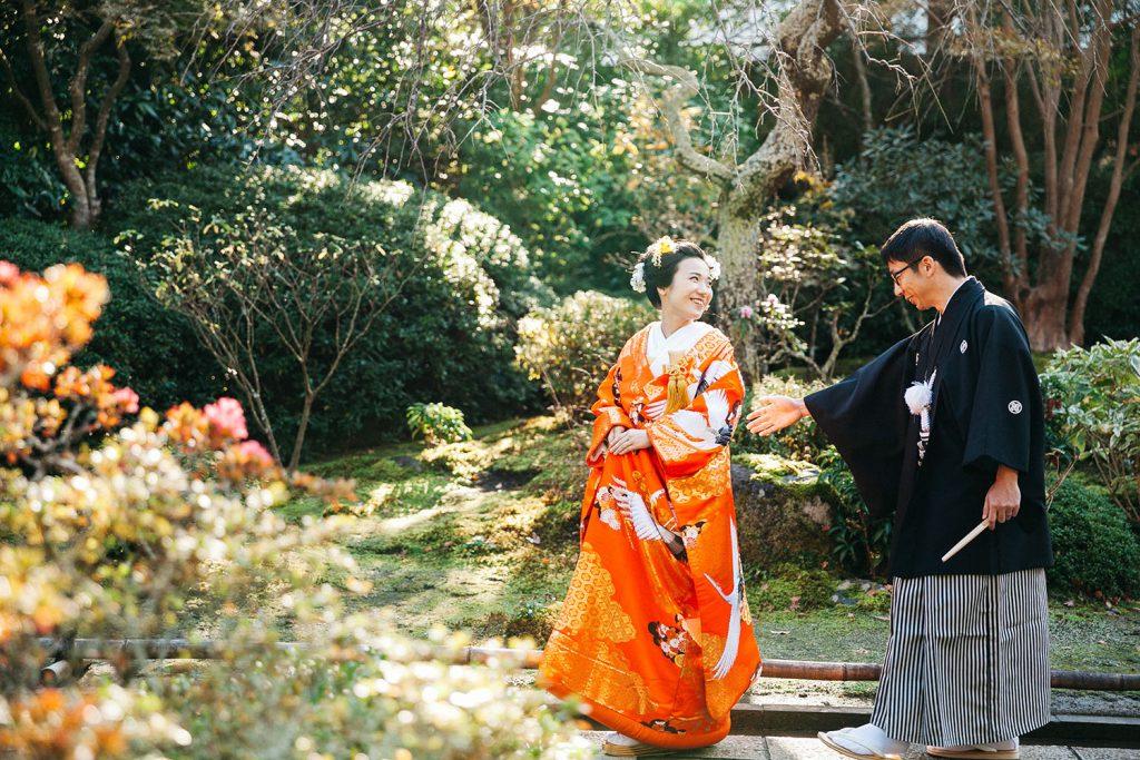 鎌倉 海蔵寺 前撮り