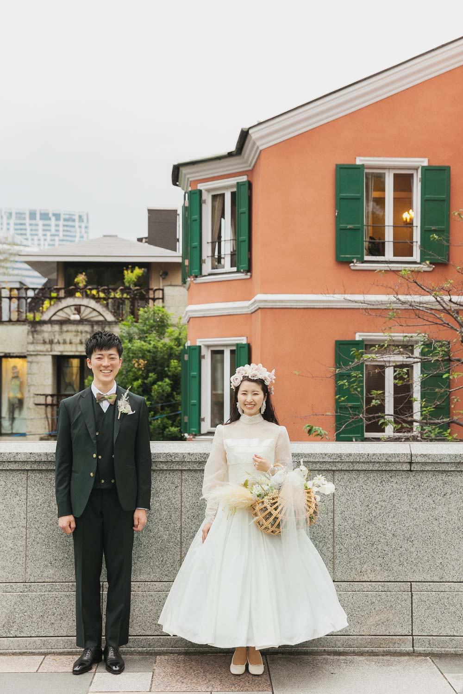 マダムトキ 結婚式 ウエディング