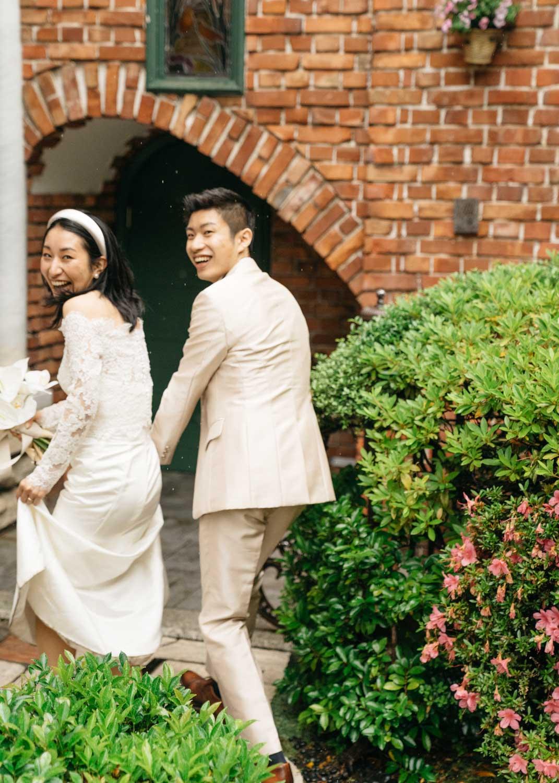 Wedding-当日- マダム・トキ