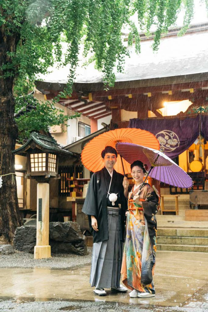 結婚式 日本橋日枝神社