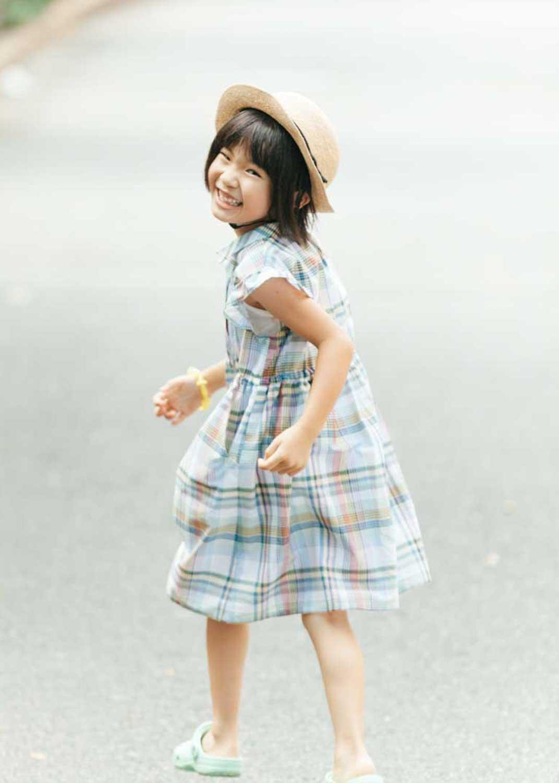 家族写真 5歳 宿河原スタジオ〜二ヶ領用水 撮影
